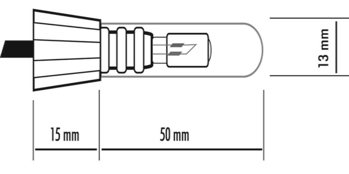 Aqua Star Halogenbeleuchtung 10W ohne Netzgerät von seliger®