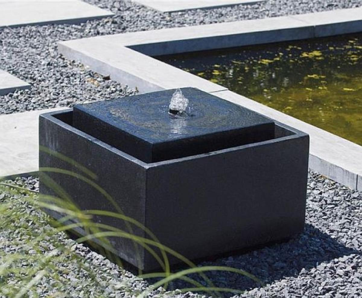 Wasserspiel Sonora für Terrasse oder Garten